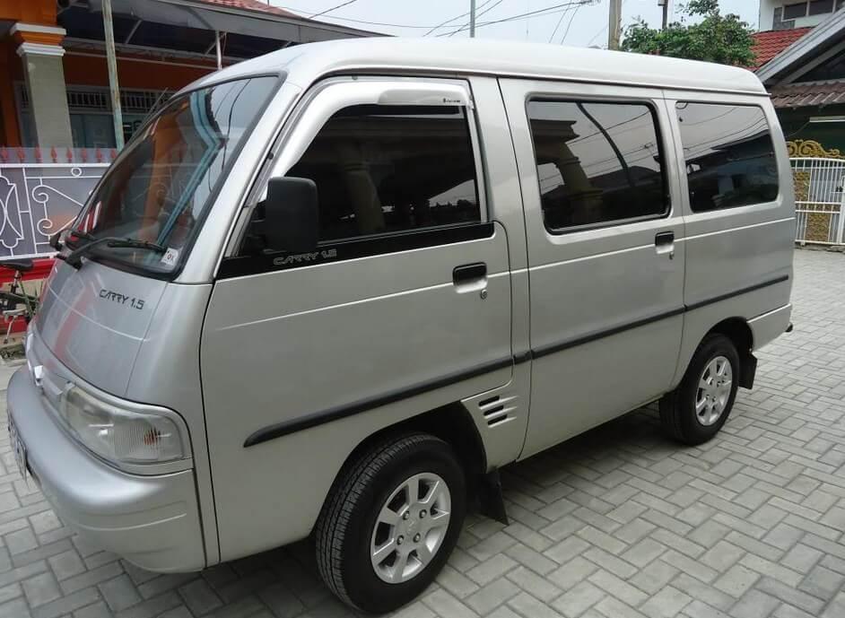 Spesifikasi Keunggulan Dan Harga Suzuki Carry Bekas