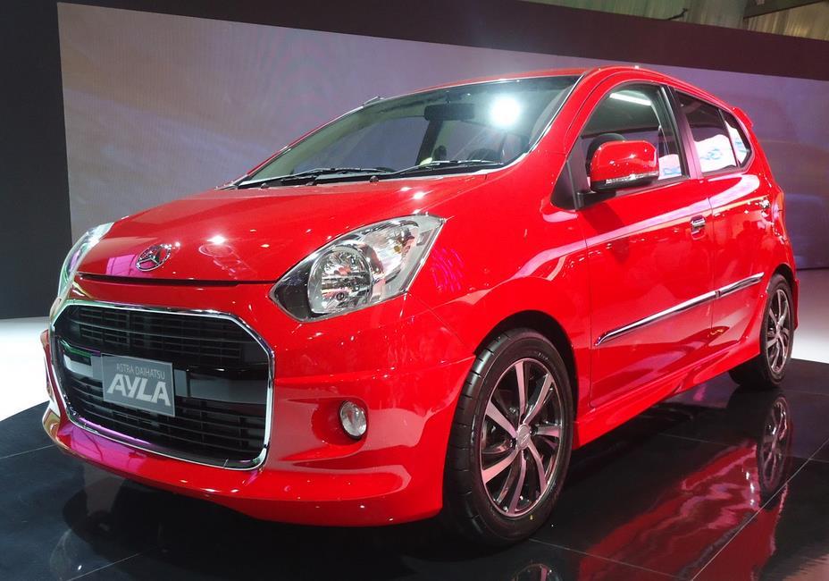 Spesifikasi dan Daftar Harga Daihatsu Ayla Semua Tipe ...