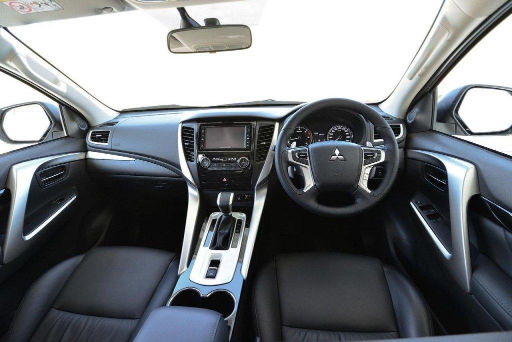 Inilah Desain Mewah Interior All New Mitsubishi Pajero