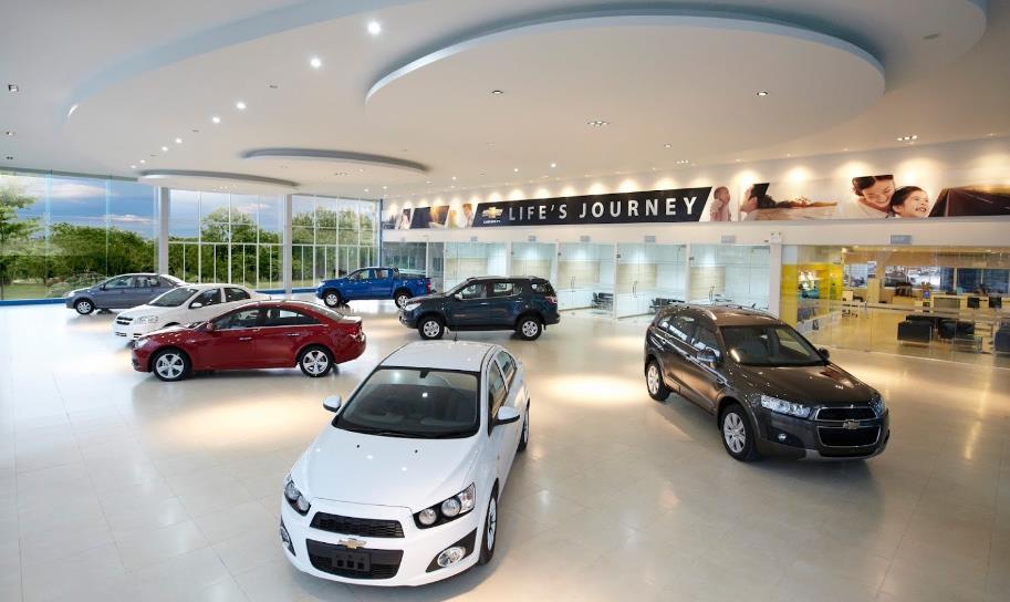 Daftar Alamat Lengkap Dealer Dan Bengkel Resmi Chevrolet Di