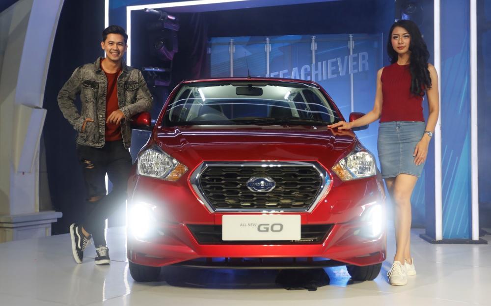 Datsun Go CVT diluncurkan