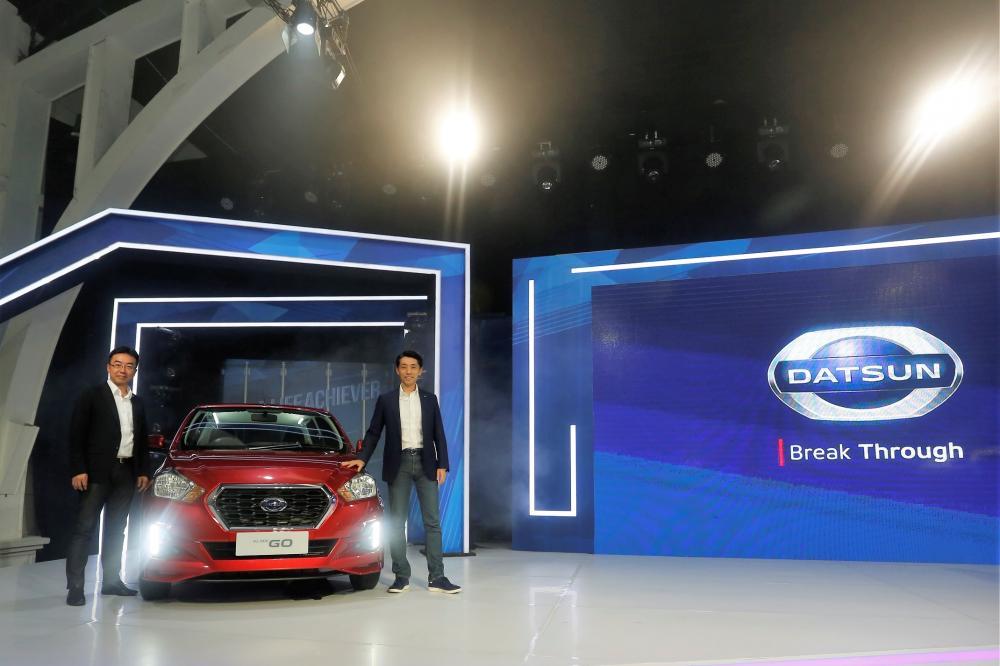 Peluncuran Datsun Go CVT di Jakarta