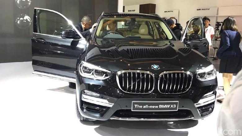 Generasi terbaru, All New BMW X3 harganya lebih dari 1 miliar