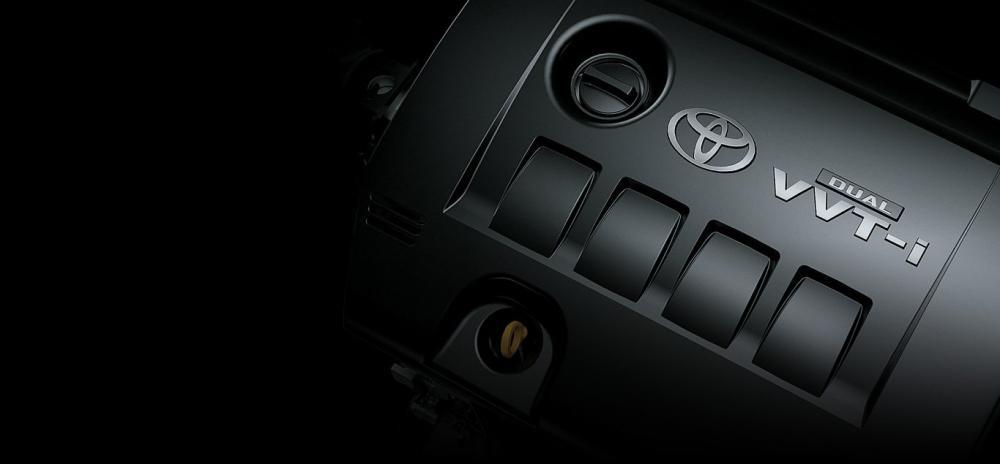 Bagian mesin mobil Toyota C-HR 2018