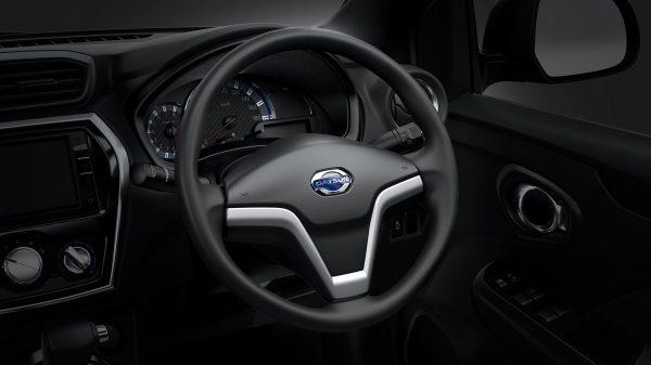 Gambar bagian setir mobil Datsun Go Cross CVT 2018