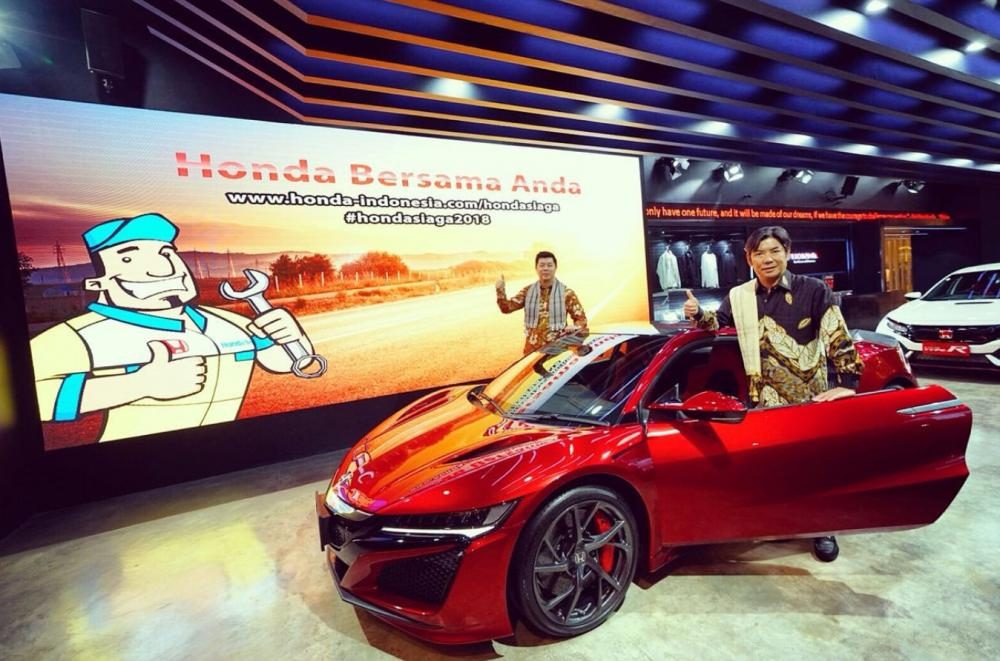 Honda luncurkan layanan Siaga Honda