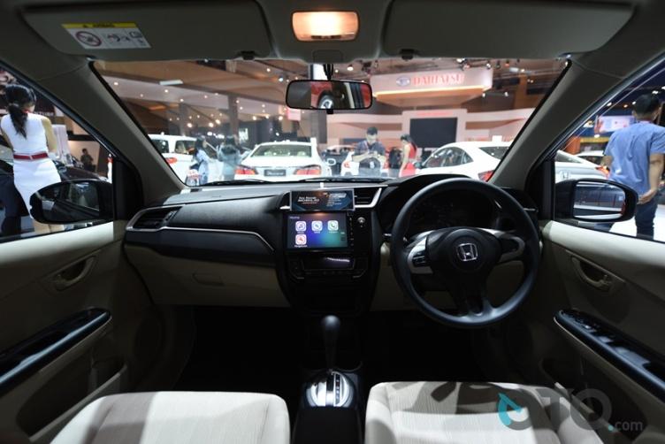 Gambar bagian interior mobil Honda BR-V
