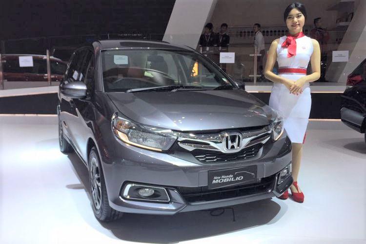 Honda Mobilio Special Edition diluncurkan secara terbatas di iIMS 2018