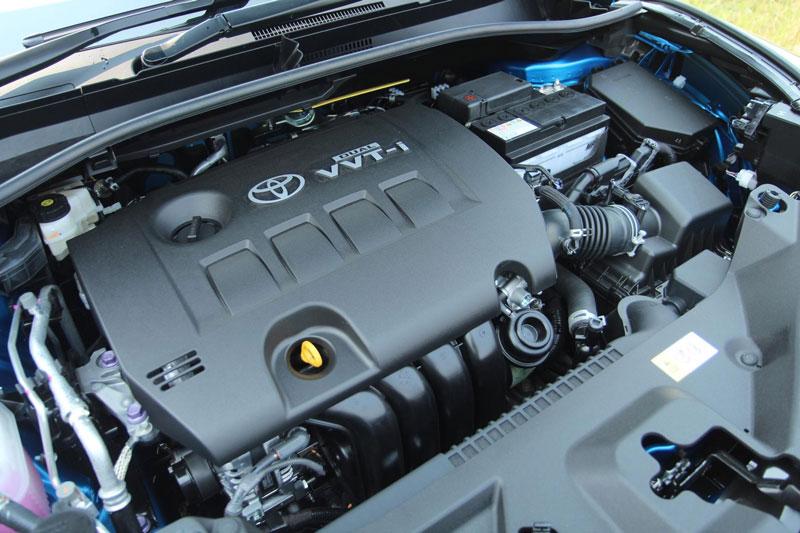 Gambar bagian mesin mobil Toyota C-HR