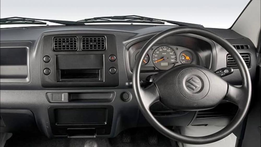 Gambar bagian dashboard mobil Suzuki Mega Carry 2018
