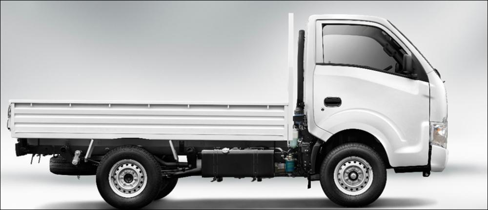 Gambar bagina samping mobil Isuzu Traga FD 2018