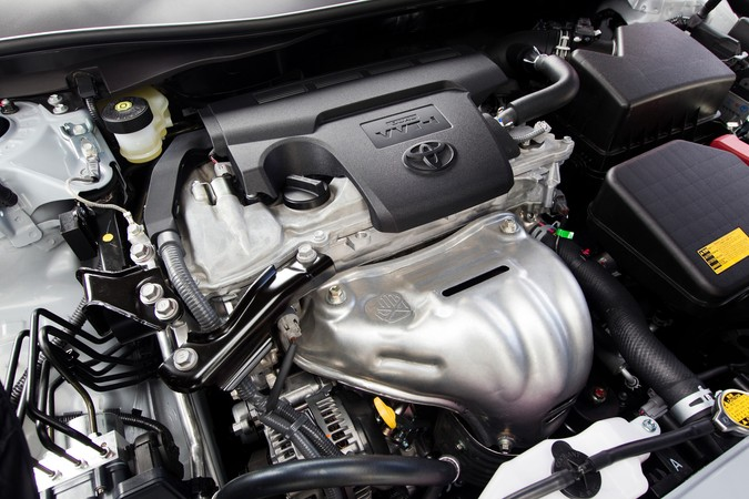 Gambar bagian mesin mobil Toyota Vellfire 2018