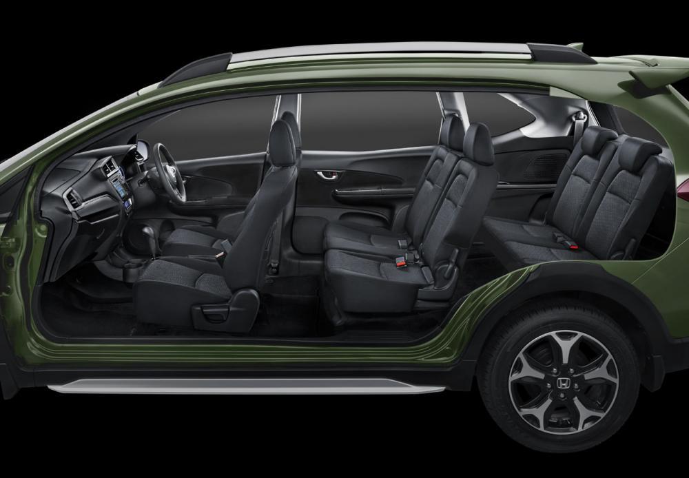 Kabin Honda BR-V E Prestige Facelift 2018