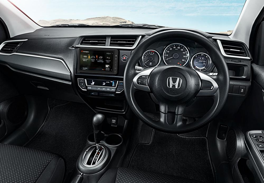 Dashboard Honda BR-V E Prestige Facelift 2018