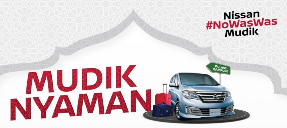 Program Nissan NoWasWas Mudik 2018