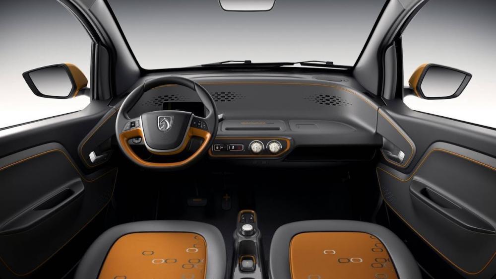 Gambar Interior Baojun E100