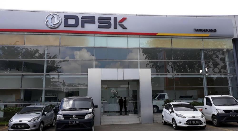 Gambar salah satu Dealer DFSK Sokon