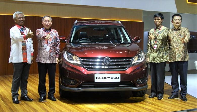 Glory 580 diluncurkan di IIMS 2018