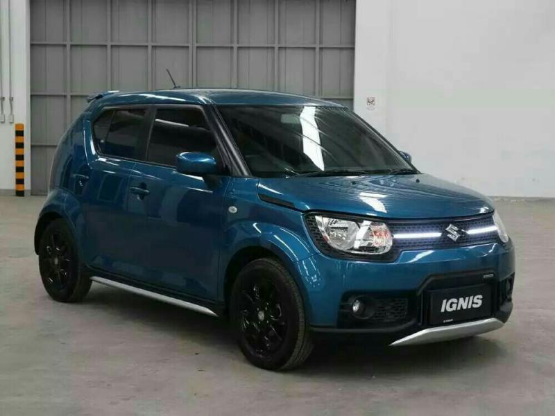 Review Suzuki Ignis 2018 Harga Dan Spesifikasi Lengkap