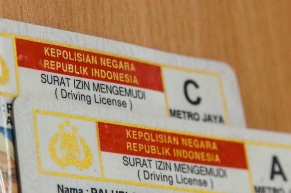 Gambar ilustrasi SIM Polda Metro Jaya
