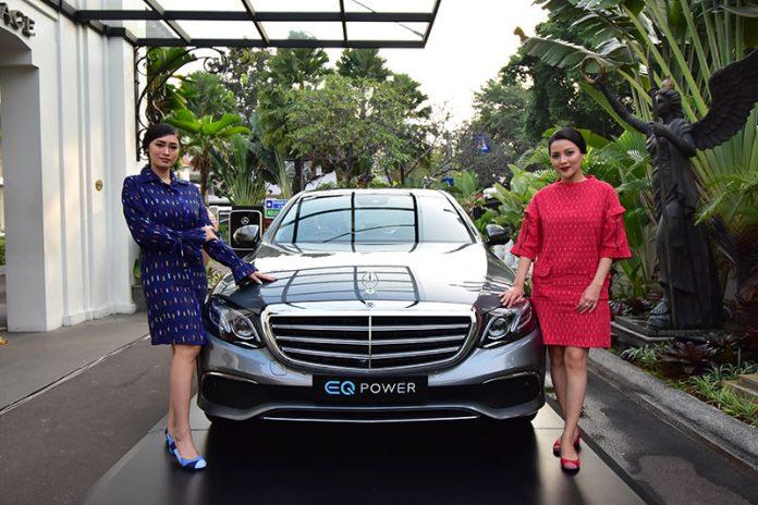 Mercedes Benz EQ Power diperkenalkan di Jakarta