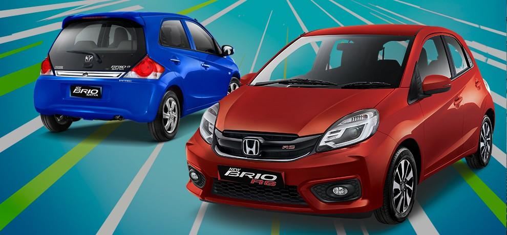 Review Honda Brio 2017 Edisi Facelift Mobil Kompak Honda