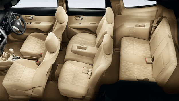 Nissan Grand Livina Untuk 8 Penumpang