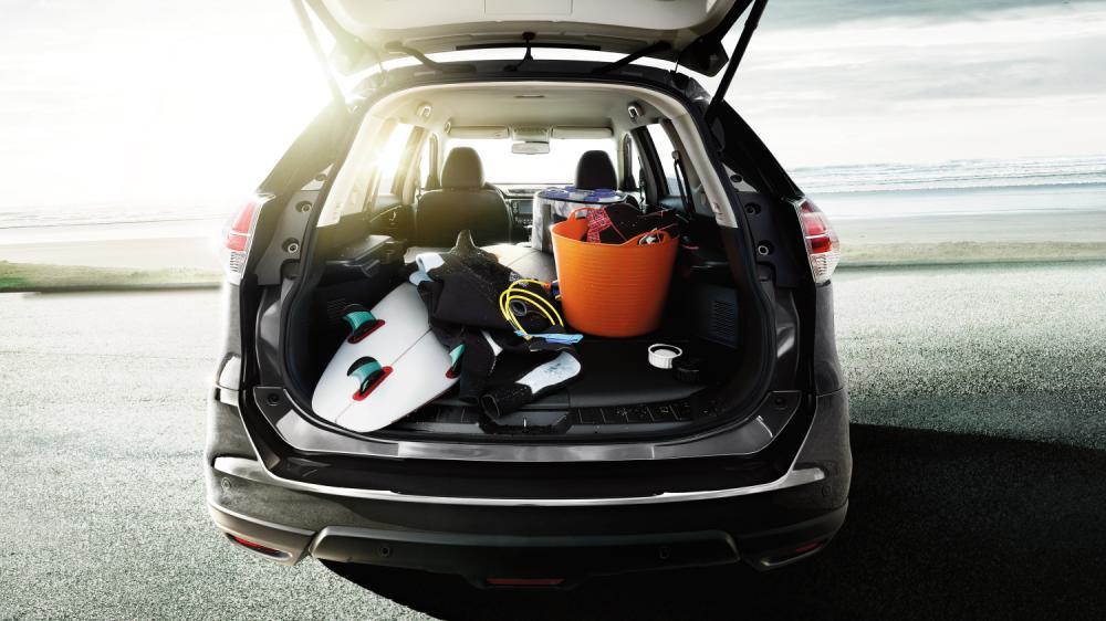 Nissan X-Trail Sangat Luas Untuk Ukuran SUV