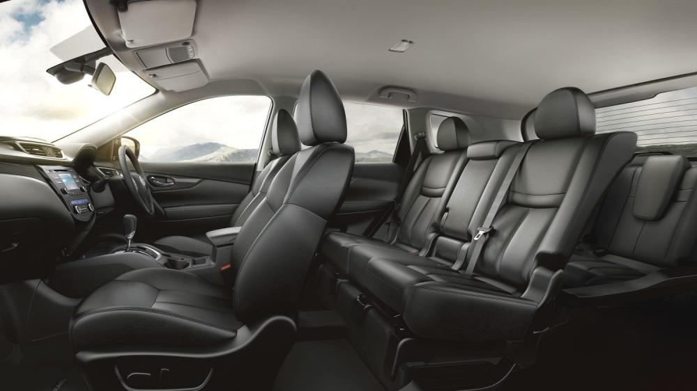 Nissan X-Trail Memiliki Kapasitas 8 Penumpang