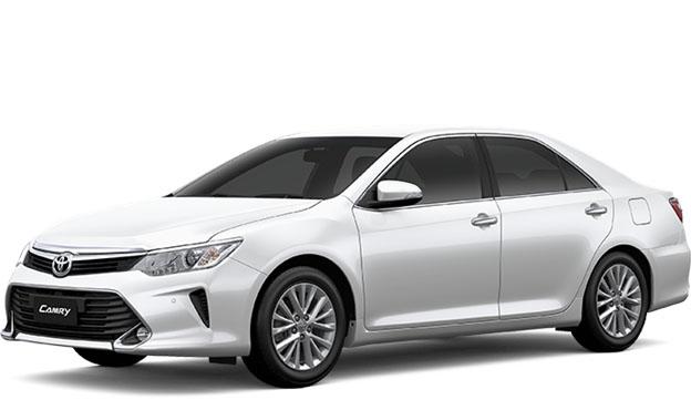 Rival Nissan Teana Adalah Toyota Camry
