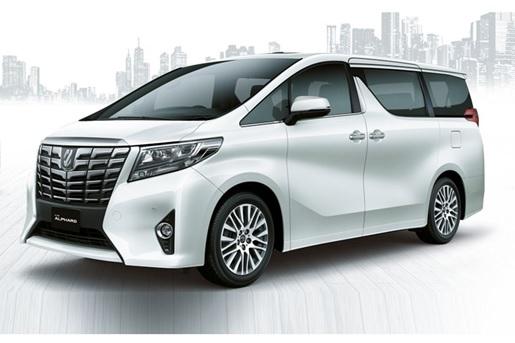 Toyota Alphard Pesaing Nissan Elgrand Di Kelas MPV Premium