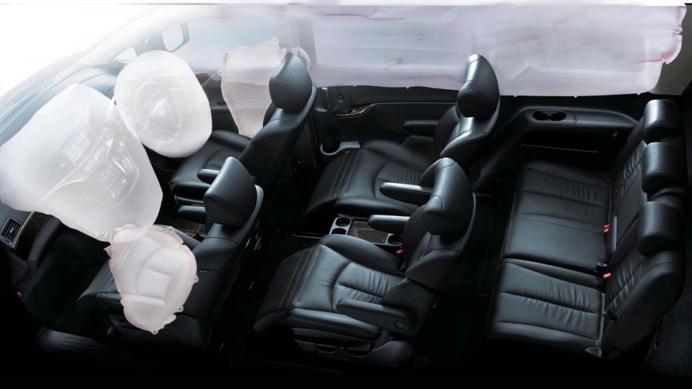Nissan Elgrand Punya Fitur Safety Melimpah