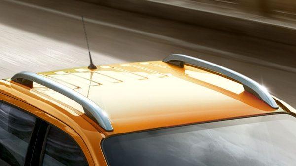 Nissan Navara Dengan Kekuatan Roof Rack 75 Kg
