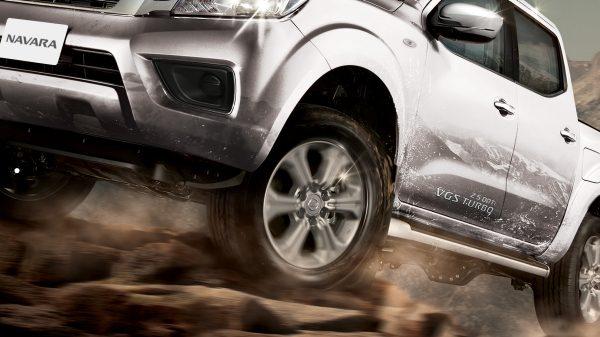 Nissan Navara Dengan Beragam FItur Safety