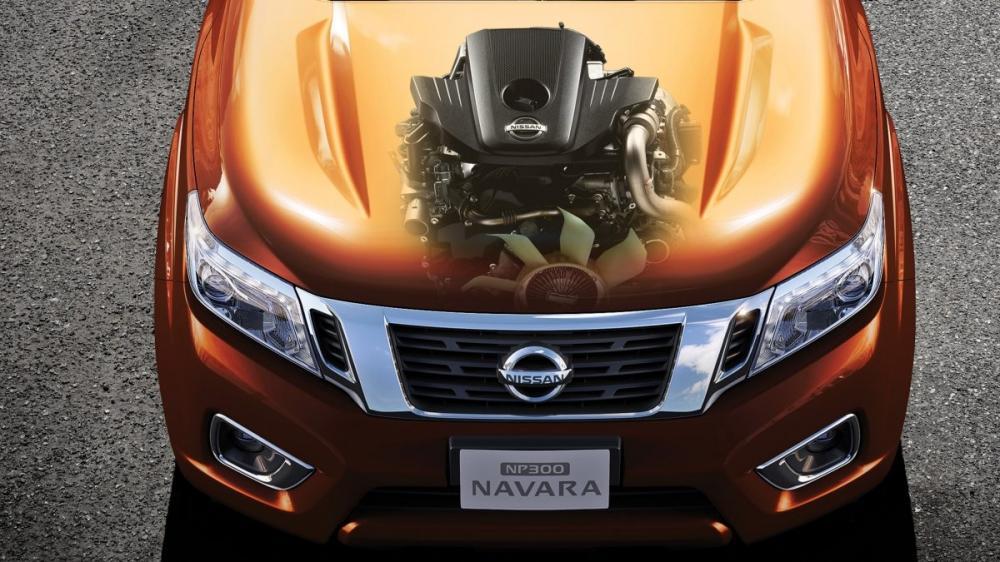Nissan Navara Punya Mesin Diesel Juara