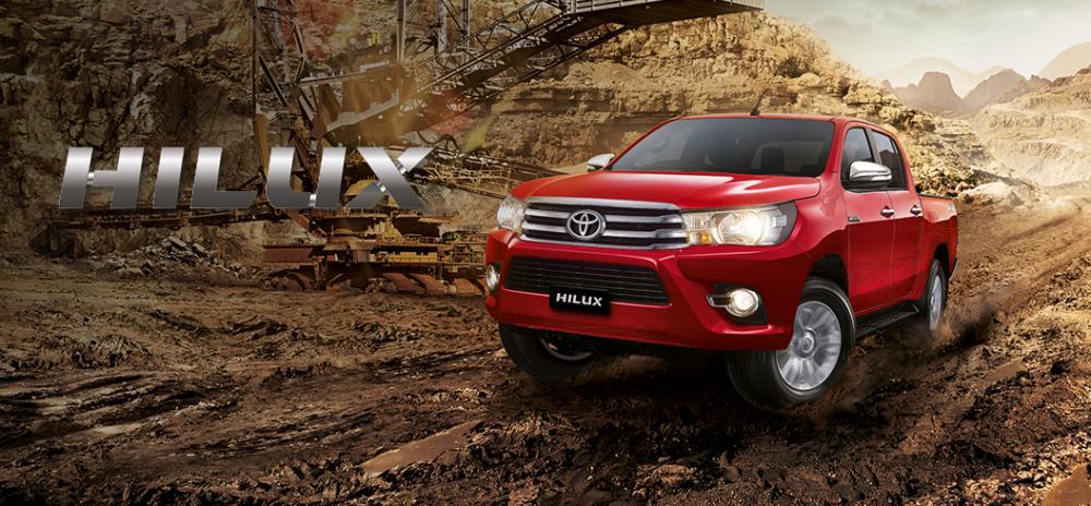 Toyota Hilux Memiliki Fitur Terbaik Dikelas Pick Up Modern