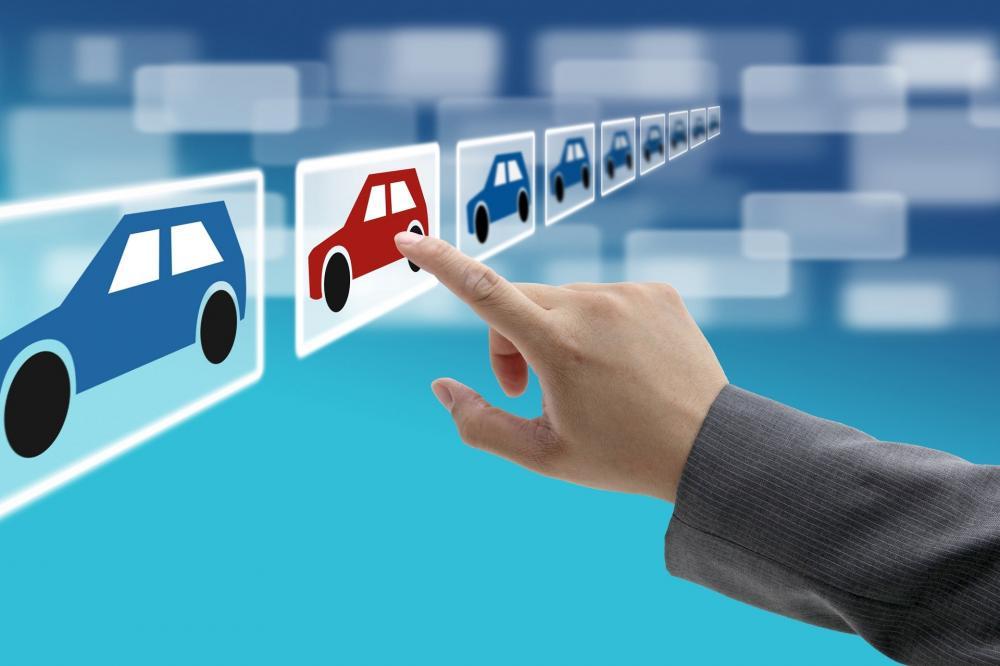 Gambar Ilustrasi memilih mobil