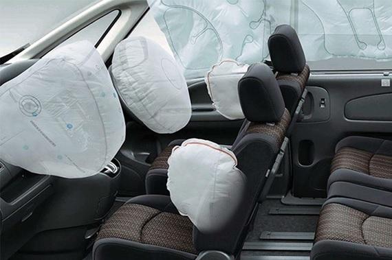 Safety Nissan Serena Cukup Lengkap