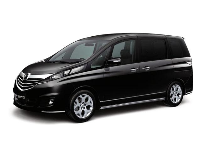 Mazda Biante Dengan KODO –Soul of Motion