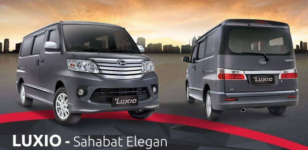 Daihatsu Luxio Menjadi Rival atau Pesaing Dari Hyundai Starex