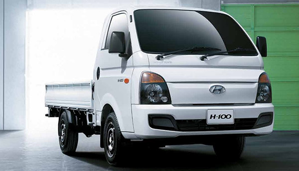 Hyundai H-100 Dengan Eksterior Yang Unik
