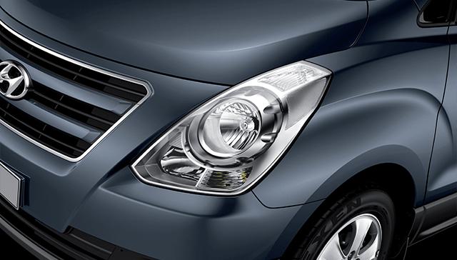 Hyundai Starex Punya Grill Tebal Dan Kuat