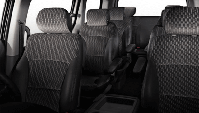 Kabin Hyundai Starex Yang Nyaman dan Elegan