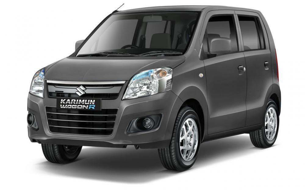Suzuki Karimun Wagon R Punya Dimensi Yang Kompak