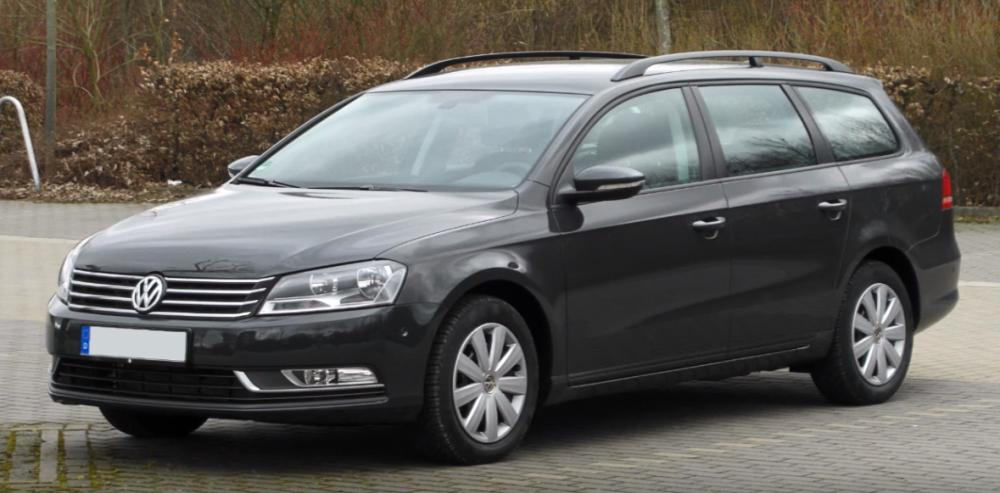 VW Passat miik Kevin De Bruyne