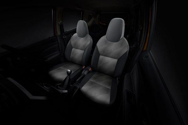 Desain Kursi Depan Datsun Go+ Panca 2018