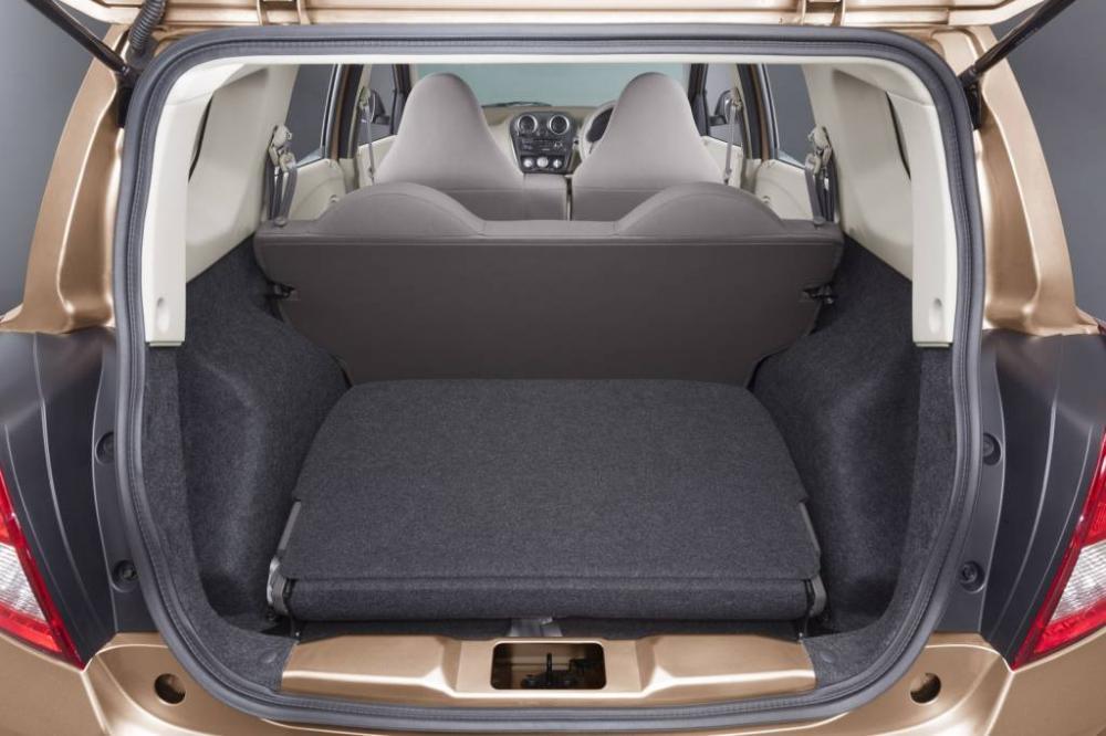 Desain Bagasi Datsun Go+ Panca 2018