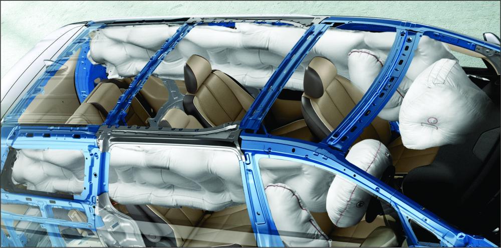 Fitur keselamatan aktif dan pasif KIA Grand Sedona Diesel 2018