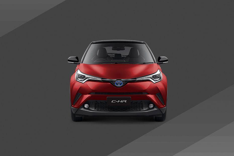 Toyota C-HR 2018 Memiliki Lampu Utama Projector Bi-Beam