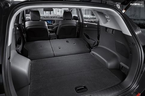 Hyundai Tucson 2017 Memiliki Bagasi Yang Sangat Besar